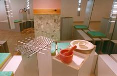 ת'ארוחה, עיצוב, מסעדה מזרחית, דב גנשרוא, זיויה, עזרי טרזי, עידו ברונו, ינואר 2000