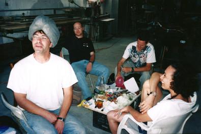 איון, עיצוב, בנתיב ההתכלות, זיויה, דב גנשרוא, עזרי טרזי, עידו ברונו, אוקטובר 1997