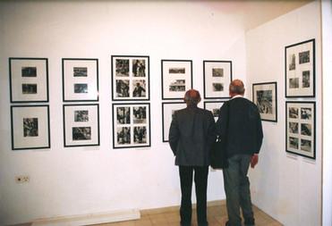 ולטר צדק, שום אוטופיה, צילום תיעוד משנות ה-30 וה-40 במאה ה-20, אוצר: האנו לוי, מאי 1992