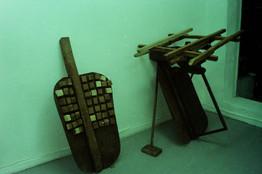 תערוכת פיסול, דצמבר 1983, אורן צ'צ'יק