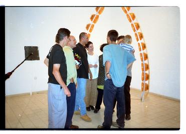 איון, עם עידו ברונו, דב גנשרוא, עזרי טרזי, עמי דרך,  ורד זיקובסקי, זיויה,  אוקטובר 1997