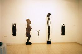 עבודה של ינאי זלצר, מסע שלא דורש כל אשרה, תערוכת עובדים זרים 2, אפריל 1998