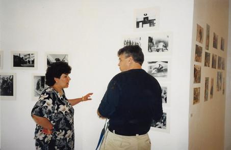 מרחב של מרחקים, צילום תיעוד פלסטיני וישראלי מוקדם ועכשווי, מאי 1999