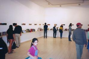 ספריה מזרחית, אוצרות שטח בהובלת ציון אלגרבלי ויעקב רונן מורד ובסיוע שבא סלהוב, מרץ 2000