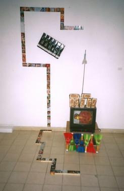 חביון, טמיר, כמוס, עבודה של חן שיש, דצמבר 1999