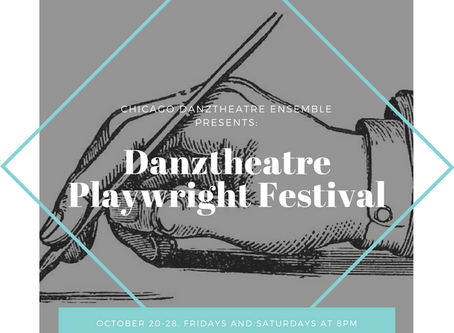 Danztheatre Ensemble's Playwrights Festival