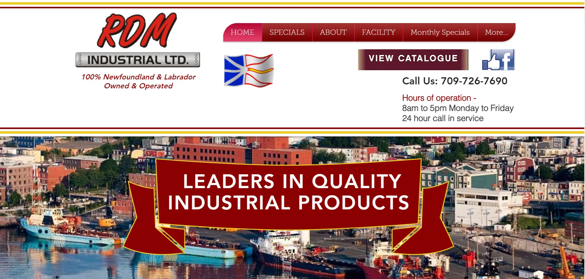 RDM Industrial LTD.