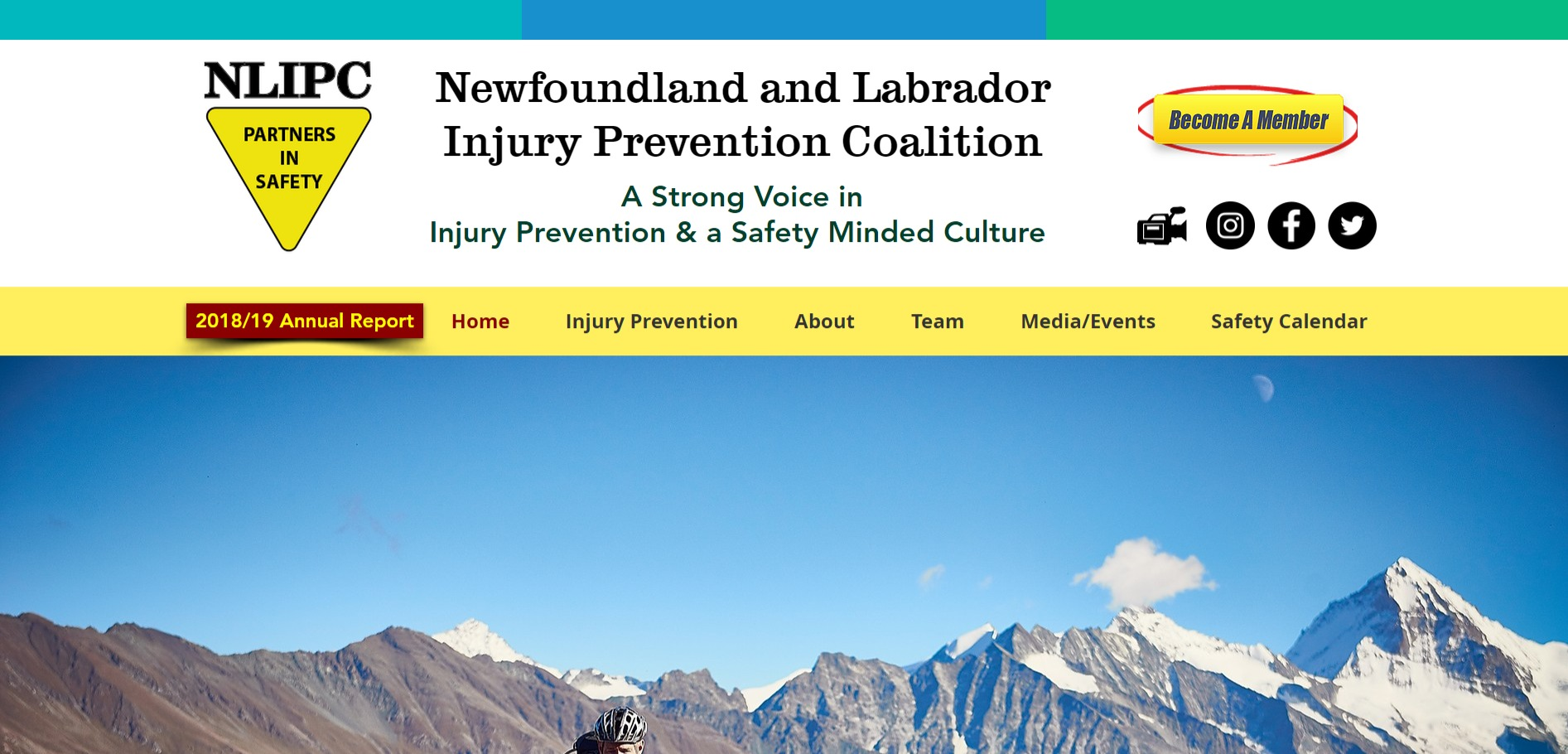 Newfoundland & Labrador Injury Prevention Coalition