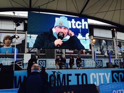 Man City crossbar challenge and FvH talk (34).JPG