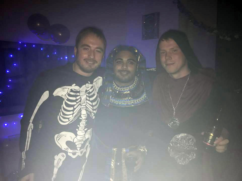 Village Manchester Football Club Halloween party 2016 (12).jpg