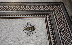Town Hall mosaic
