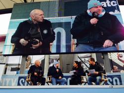 Man City crossbar challenge and FvH talk (35).JPG