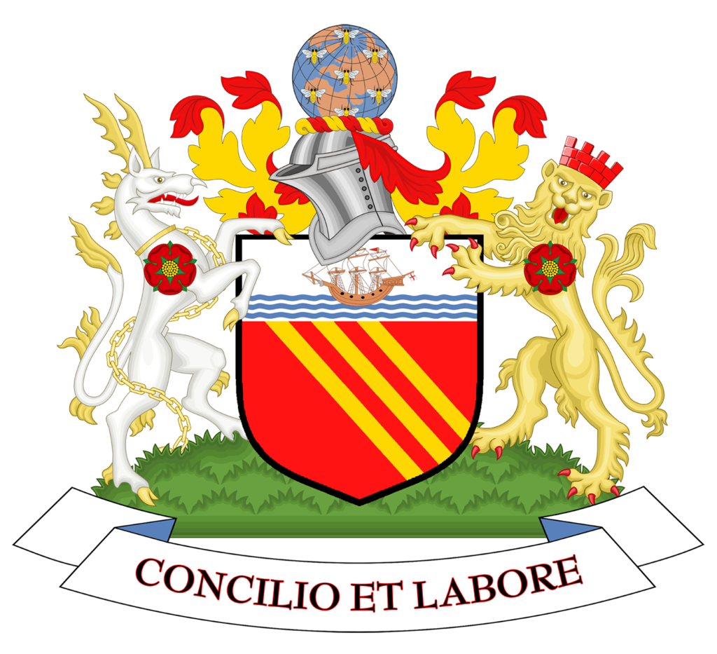 Manchester Council coat of arms