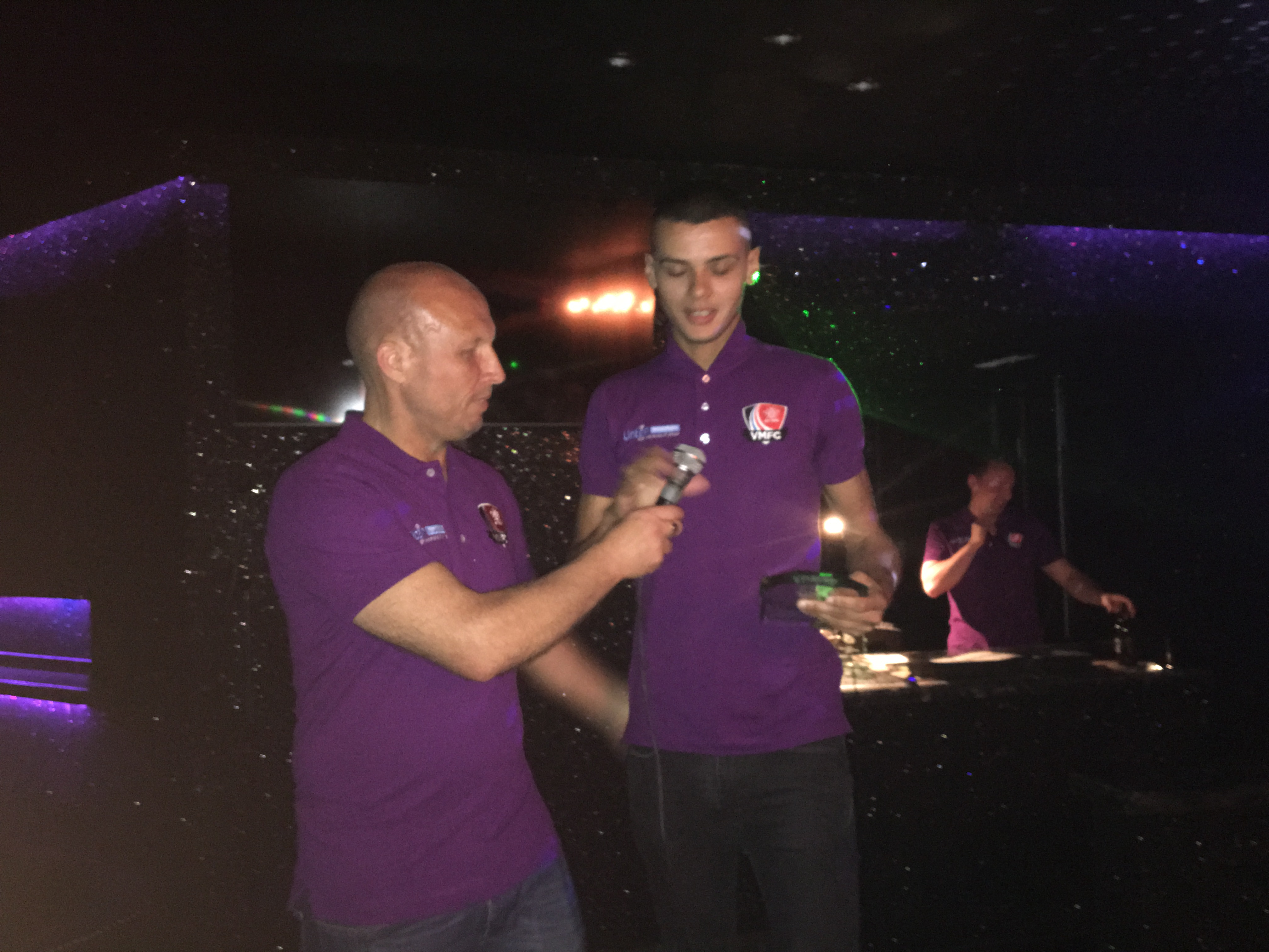 VMFC annual awards 2015-16