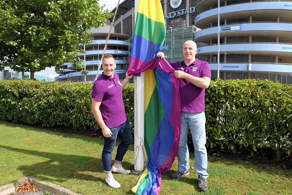 Etihad rainbow flag raising 2016  (1).JPG