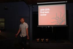End of Season Awards 2014-15