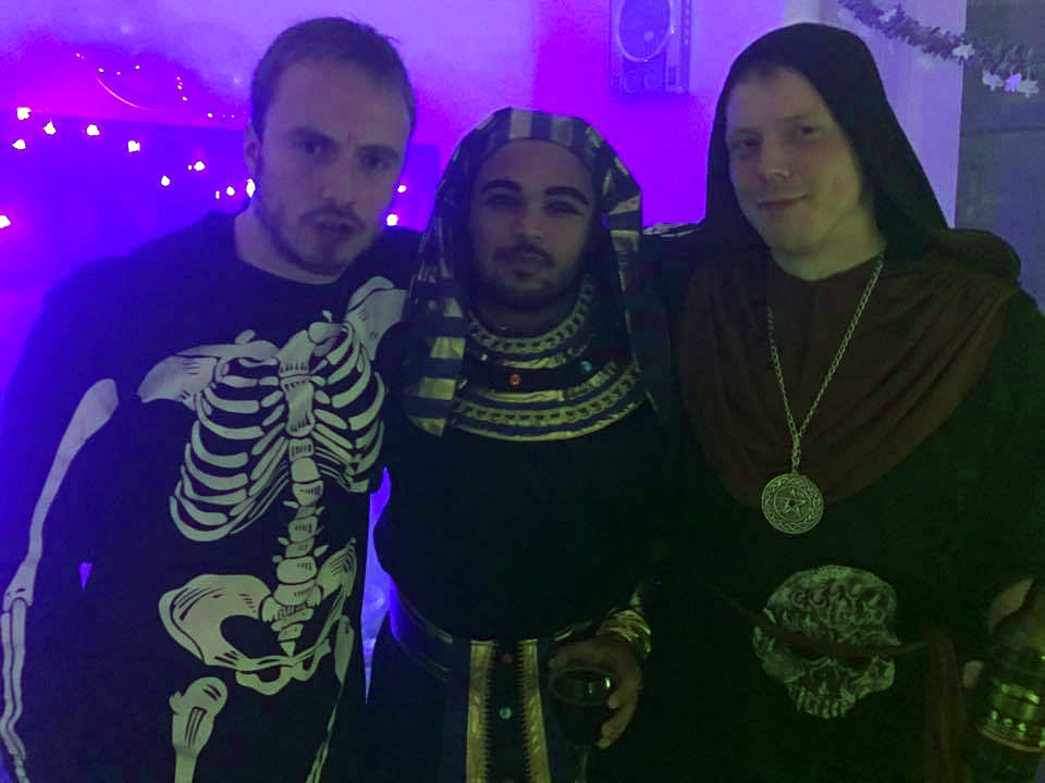 Village Manchester Football Club Halloween party 2016 (17).jpg