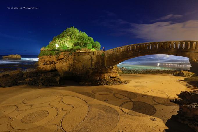 Beach Art à Biarritz