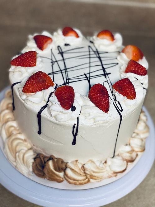 Neapolitian Dessert Cake
