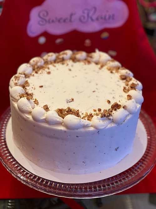 Butter Pecan Dessert Cake