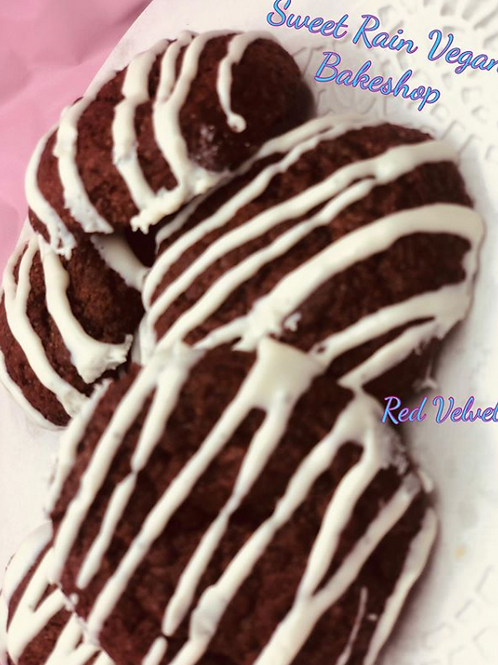 Red Velvet Cake Cookies - NO SHIPPING