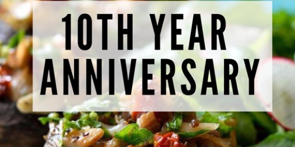 Atlanta's Largest Outdoor Vegan Food Festival