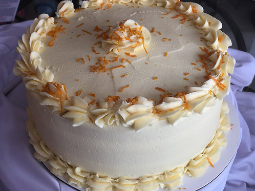 Orange Dreamside Dessert Cake