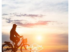 Lieber mit dem Fahrrad zum Strand als mit dem Auto zur Arbeit | Jetzt bewerben