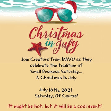 Christmas In July IMVU