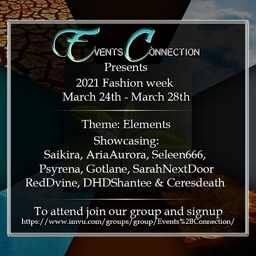 Event Connection - Fashion Show