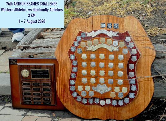 Theobald Challenge with Adelaide
