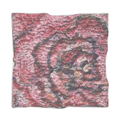 Chiffon Scarf: Soft Rose