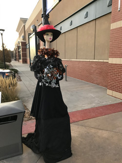 Witchy Woman 2020 Halloween Scarecrow