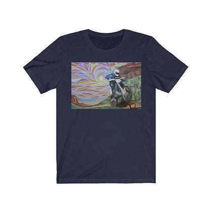 Sunset Rider Unisex Tee