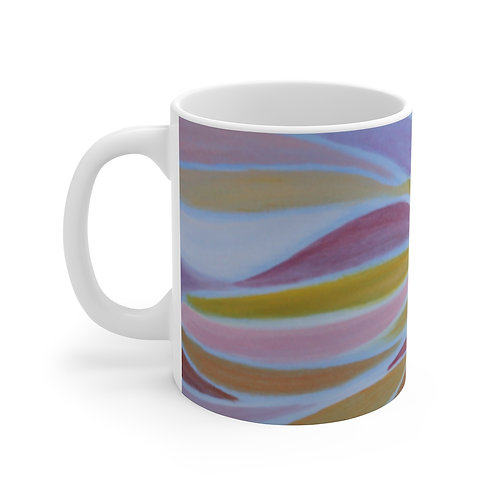 Mug 11oz - Sunset Parfait