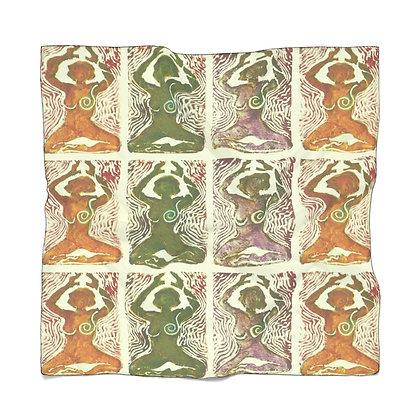 Chiffon Scarf: Meditation Chant