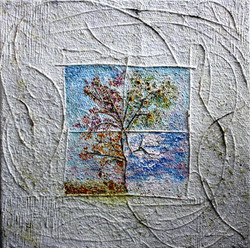 Four Seasons Paper Quilt