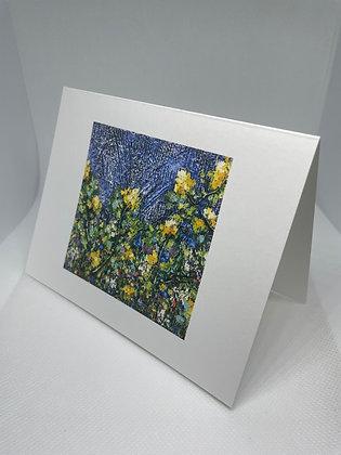 Wildflower Flowers for Mom notecard