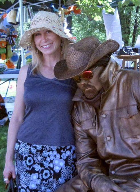 Amy & Bronze model