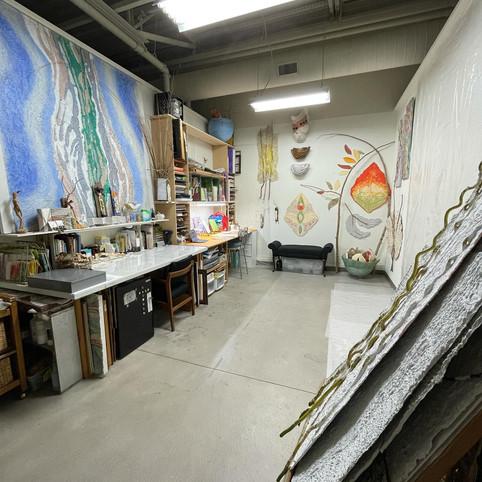 AEV studio #128 at Artworks
