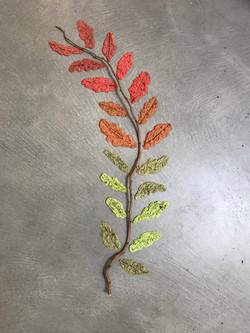 Paper Fern & Branch