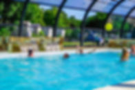 camping avec piscine couverte bretagne