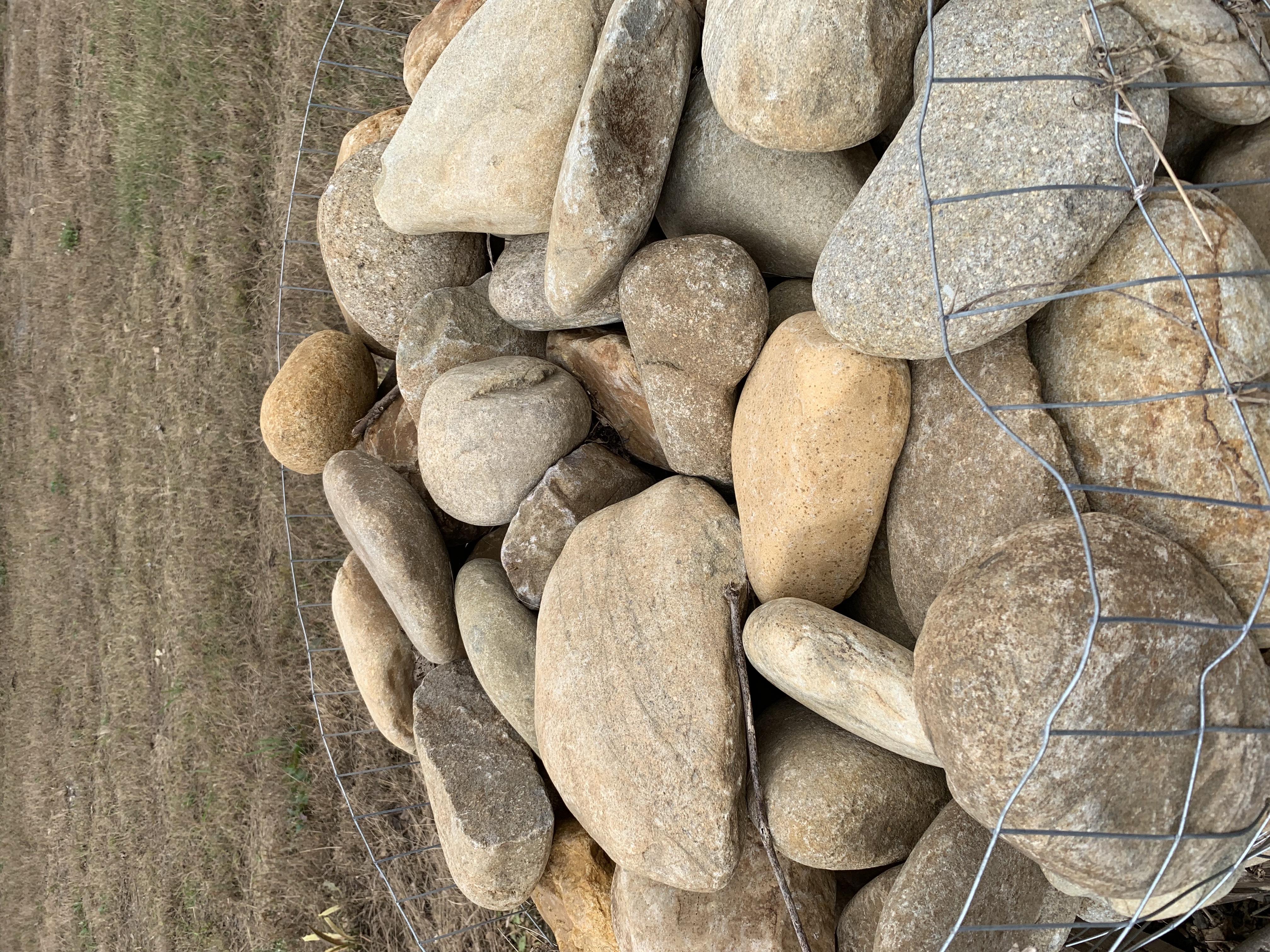 "6"" - 14"" River Rock"