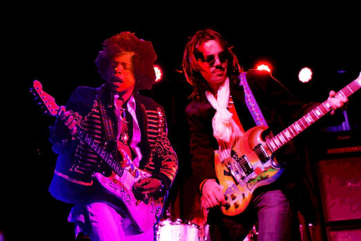 Guitar Gods pic JimiClap Best pos LRFX-2