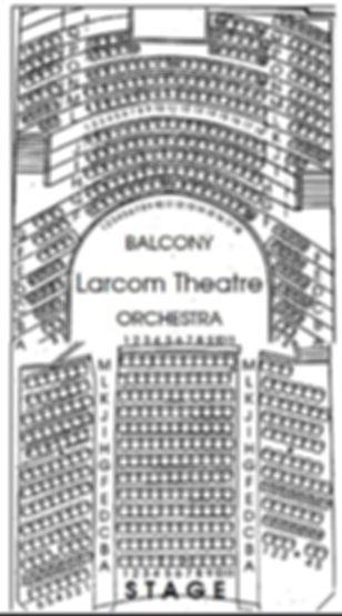 Larcom seating