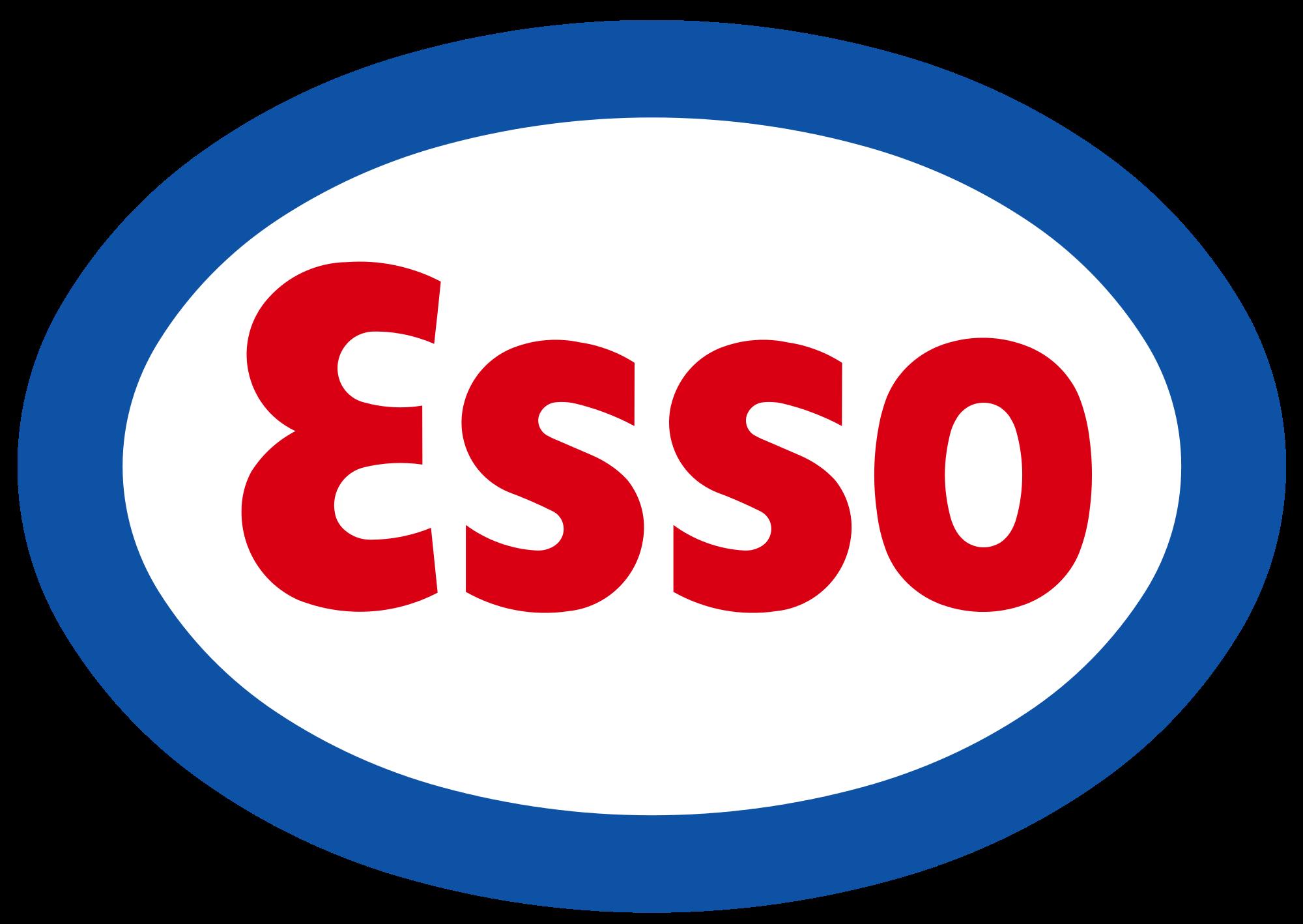 Esso香港