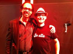 Joe mit Christoph Sonntag