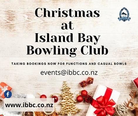 Christmas at Island Bay Bowling Club (1)