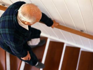 การหกล้มในผู้สูงอายุ