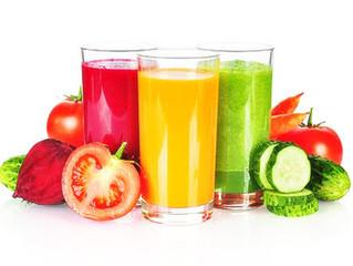 ถ้ามีอาการโลหิตจางยังคงดื่มน้ำผักผลไม้ต่อไปได้หรือไม่